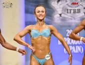 2018 World Master - Bikinifitness over 45y