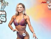 2020 World, Sunday - Bikini-Fitness 158cm