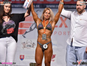 Extrifitslovakia Cup 2018, Bodyfitness OVERALL