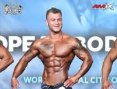 Muscular Men's Physique - 2019 European Championships