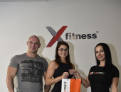 2018 XFitness Camp - deň 2.