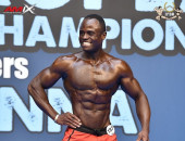 2021 European - Master Men's Physique 40-44y