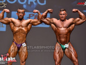2018 Diamond Luxembourg, Bodybuilding Overall