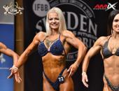 Sweden Grand Prix 2019 - Bodyfitness 163cm plus