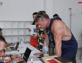 2019 Nafplio Classic weight-in