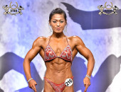 2015 Asian Championships - W Physique OVERALL