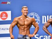 2018 Nordic Elite PRO - Men's Physique
