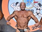 2021 Malta Diamond - Master Bodybuilding