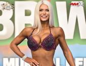 2020 World, Sunday - Bikini-Fitness 169cm