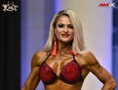 2018 World Master - Bikinifitness 35-39y over 163cm