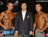 2015 Olympia Asia - 2 Day BACKSTAGE