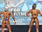 Junior Bikini Overall - 2019 European Championships