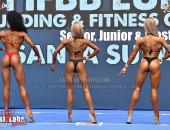 2021 European - Junior Bikini Overall