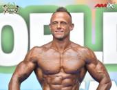 2020 World, Sunday - Muscular Men's Physique