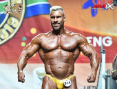 Master BB 40y plus 80kg plus - ACA 2019