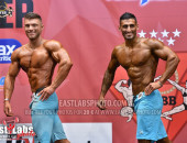 2019 Madrid - Men's Physique Overall