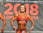 2018 European - Saturday, Bodyfitness up to 158cm