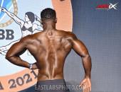 2021 Malta Diamond - Master Men's Physique