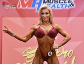 2019 Madrid PRO - Master Bikini-Fitness