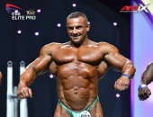 Bodybuilding OPEN - Elite PRO, ACA 2019