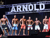 2017 Arnold Classic PRO - Mens Physique 2