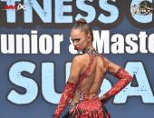2021 European - Artisttic Fitness 168cm plus