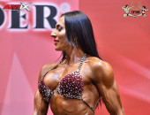 2018 Elite Madrid - Womens Physique