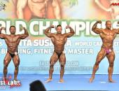 2020 World, Friday - Master Bodybuilding Overall