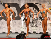 2015 Asian Championships - Bodyfitness up to 163cm