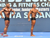 2021 European - Master Classic Physique Overall