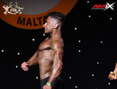 2019 Malta Diamond Cup - Classic Physique