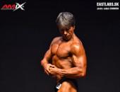 2018 Slovensko Bodybuilding 70kg