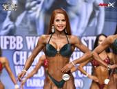 2018 World Master - Bikinifitness 35-39y up to 163cm