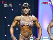 Women's Physique - Elite PRO, ACA 2019