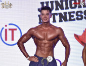 2020 WJC - Men's Physique 16-20y