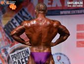 Extrifitslovakia Cup 2018, Kulturistika nad 95kg