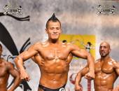 2015 Asian Championships - Bodybuilding 75kg