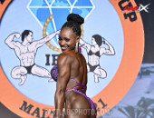 2021 Malta Diamond - Bodyfitness 163cm plus