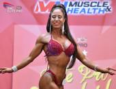 2019 Madrid PRO - Bikini-Fitness