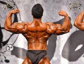 2015 Asian Championships - Bodybuilding 75kg