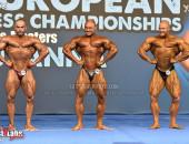 2021 European - Bodybuilding Overall