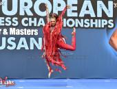 2021 European - Junior Artistic Fitness 21-23y