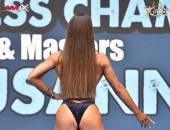 2021 European - Junior Bikini 16-20y 166cm plus