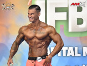 2020 World, Saturday - Men's Physique 182cm plus