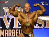Bodybuilding 85kg plus