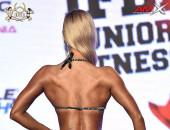2020 WJC - Bikini 16-20y 166cm plus