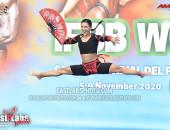 2020 World, Sunday - Women's Fitness 163cm