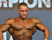 2021 European - Bodybuilding 85kg