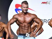 2021 Malta PRO - Men´s Physique