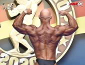 2020 ACE - Master Bodybuilding 45-49y 80kg